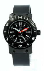 Uts Munchen Professional Diver 500m Stainless Steel 43mm Automatic Menand039s Watch