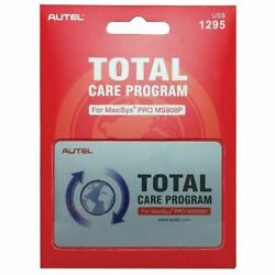 Autel 1 Year Total Care Program Card Tcp For Maxisys Pro Ms908p-1 Year Update