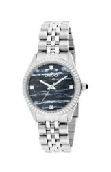 Watch Liu-jo Luxury Tiny Stainless Steel And Crystals - Tlj1305 Silver Black