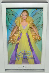 2004 Barbie Doll Fairytopia The Enchantress Collector Silver Label G8065 Nrfb