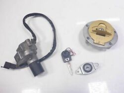 07 Ducati S4r S Lock Set Ignition Switch Cap And Key