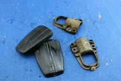 Mercury Classic Fifty Oil Injected 45hp Outboard Mid Section Mounts Covers