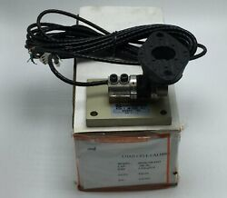 New Sensortronics Load Cell 60040-100-0103 W/65059-100 Tank Weighing Assy
