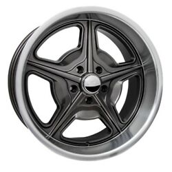 Billet Specialties Speedway Wheel 18x8 5x4.75 Bc 4.5 Back Space P/n - Ac39007