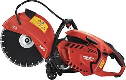 Hilti 2121540 Hand-held Gas Saw Dsh 700 X 14 Cutting Sawing Grinding