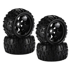 4x 18 Rc Car Tires For Louise E-maxx Hpi Savage Zd Racing Replacement