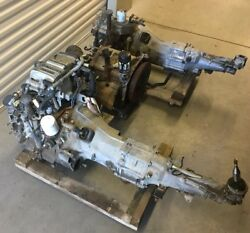 Mazda Rx-7 13b 12a Wankel Engine Transmission Rotary As Is