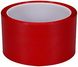 3m 850 3 In X 72 Yd Polyester Film Tape Score Roll 3 In Red