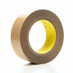 3m 415 Double Coated Tape 415 Clear, 1 1/2 In X 36 Yd 4.0 Mil - 25 Rolls