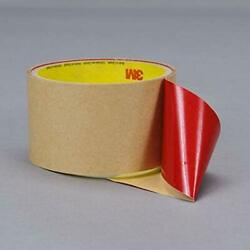 3m 9420 Double Coated Tape 9420 Red 1 In X 36 Yd 4.0 Mil