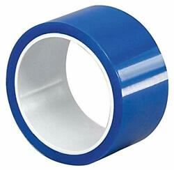 3m 8902 18 In X 72 Yd Polyester Tape 18 In Blue