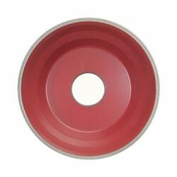 Flaring Cup Wheel, Cbn, 3.75 In Dia, 150 G