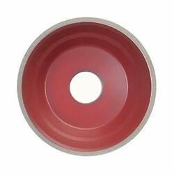Flaring Cup Wheel, Cbn, 5 In Dia, 100 G