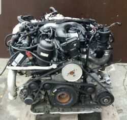 Complete Engine For Audiaudi A4 A5 A6 C7 4g 3.0 Tdi Cla