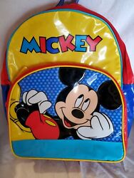 Mickey mouse backpack kids $14.39