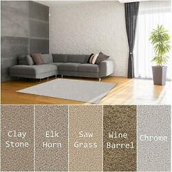 Soft And Cozy Area Rugs With A Fleck. 25 Oz 5/8 Thick Fibers. Kid And Pet Proof