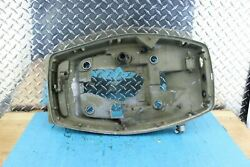 1970and039s Evinrude Johnson 25 Hp Outboard Lower Cowling Engine Plate