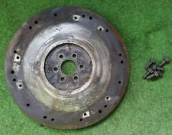 Flywheel And Bolts Clutch 4 Speed 1980-86 Ford Truck Bronco 80 81 83 84 85 86 1986