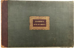 1831 Compositions 'the Acts Of Mercy' John Flaxman Etchings Aquatints F C Lewis