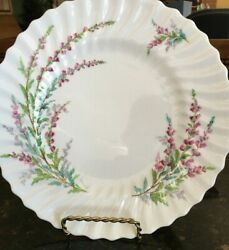 Royal Doulton China Bell Heather H.48286-pc Setting Service For 12 86 Pcs