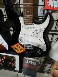 Enuff Znuff Autographed Guitar With Chip Znuff Comes With Coa