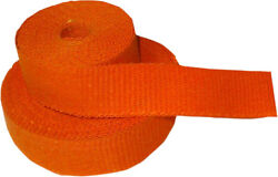 Cycle Performance - Cpp/9062-50 - Exhaust Pipe Wrap, 2in. X 50ft. - Orange