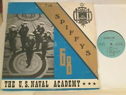 The Spiffys '68 Orig Rare Private Garage Psych Annapolis, Md. Naval Academy Vg++