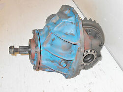 Ford Mustang Galaxie Fairlane Mercury Cougar Monterey Comet 9 Rear End 3.561