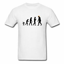 De-Evolution Anti Trump Men's T-Shirt