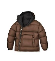 4990 Tom Ford Lightweight Nylon Hooded Parka Down Jacket Quilted Nwt It56 Xxxl