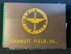 234 Ww2 Us Air Forces Snap Shots Chanute Field Ill 313th 320th Bombardment Squad