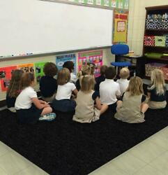 Tuxedo Kids Crazy Carpet Home And School Area Rugs   People And Pet Friendly