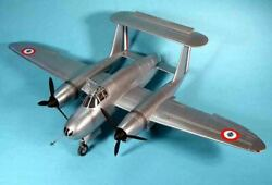 Nc-1070 Sncac French Fighter Airplane Desktop Wood Model Free Shipping Large New