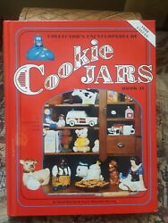 Vintage Cookie Jar Price Guide Collector's Book Ii Updated 1999 Values
