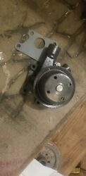 Gmc 270 302 Conversion Pulleys From 7/8 To 3/8 Rebuilt Water Pump And Balancer