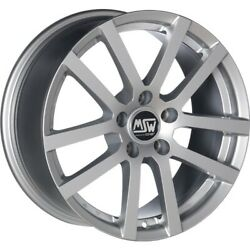 Msw 22 Smart Fortwo Forfour 453 Renault Twingo 3 Summer Wheels 15 Inch Rdks