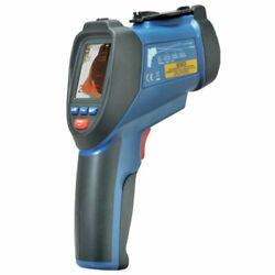 Cem Dt-9860 Infrared Video Thermometers With Color Tft Lcd And Camera -581832ºf