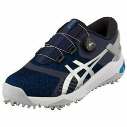 Asics Golf Menand039s Shoes Gel-course Duo Boa 001 Wide 1111a073 Navy Us11.5 29cm