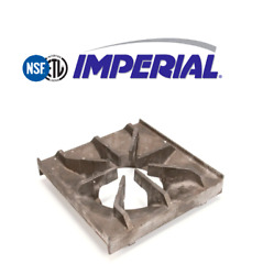 Imperial 1233 Cast Iron Top Grate 12in X 12in Replacement Part Free Shipping
