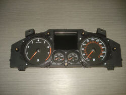 Bentley Continental Gt Tacho 3w0920841h Combination Speedometer Flying Track
