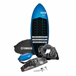 Yamaha Jet Boat 2015+ 24and039 Wake Surf Package Booster Board Rope F3f-u5909-v1-00