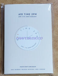 2pm A11 Time 2pm Official Goods Photo Post Card Postcard Book Sealed