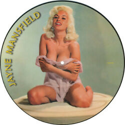 Jayne Mansfield – Too Hot Too Handle 1983 Miss Records Picture Disc New Rare