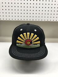 Aksels Contrast Stitch Colorado Sunrise Brand New Unworn Snapback