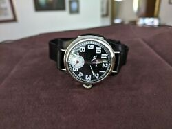 Officers Military Vintage Watch Ww1