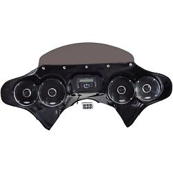 Hoppe Industries - Hpkt-0047a - 5566 Fairing With Stereo Receiver Harley-davidso