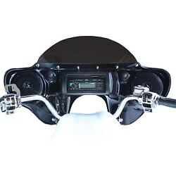 Hoppe Industries - Hpkt-0038a - Sportzilla Fairing With Stereo Receiver Harley-d