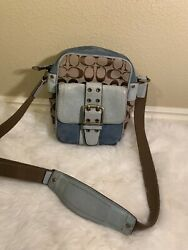 Coach Legacy Special Edition crossbody style 7062 rare $59.00