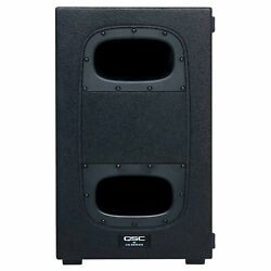 Qsc Ks112 12 2000w Ultra Compact Powered Active Dj Pa Subwoofer