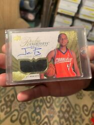 07/08 Jared Dudley Goldexquisite Rc3/4 Holy Grail - 2020 Nba Champion